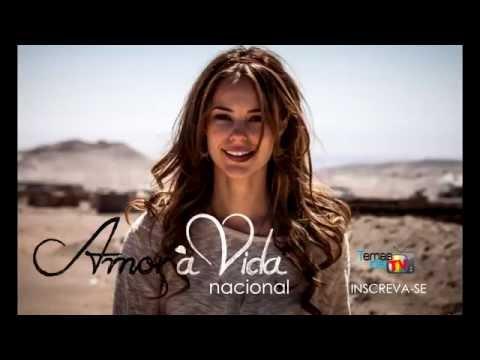Trilha Sonora Nacional da Novela   Amor à Vida     CD Completo