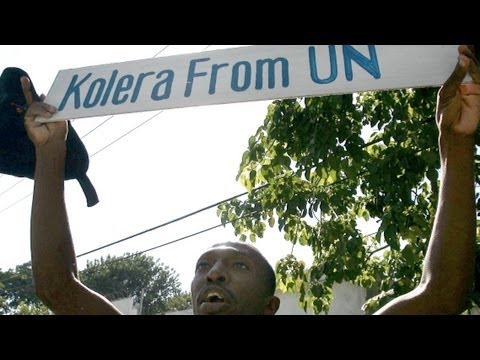UN Denies Cholera Liability in Haiti