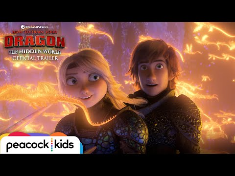 Jak vycvičit draka 3 - trailer na animák
