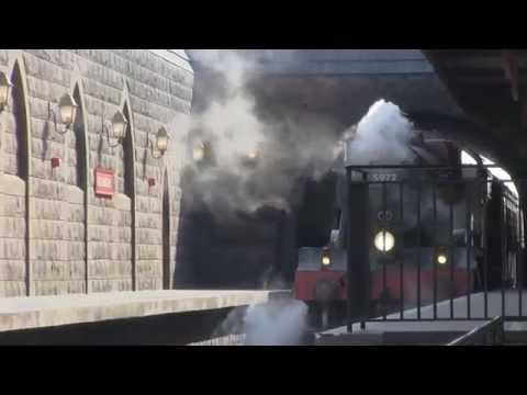 Round Trip on the Hogwarts Express Wizarding World of Harry Potter Diagon Alley at Universal Orlando