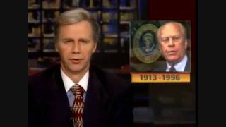 DANA CARVEY AS TOM BROKAW