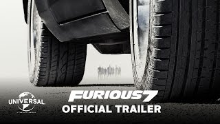 Hao123-Furious 7 - Official Trailer (HD)