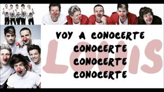 One Way Or Another One Direction (Subtitulada Al Español)