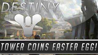 DESTINY Hidden Tower Coins Scavenger Hunt Easter Egg