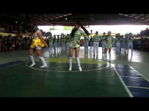 BCB Sabang,Bulacan Drill-Dance Part 2
