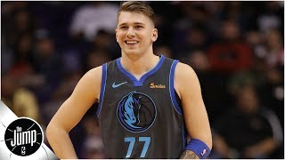 Luka Doncic makes GMs regret passing on him l The Jump