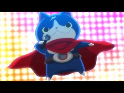 Yo-Kai Watch 2 Fleshy Souls - Opening and Title Screen