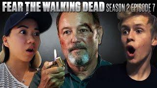 """Fear The Walking Dead: """"Shiva"""" Fan Reaction Compilation"""
