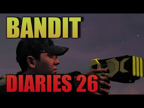 Bandit Diaries 26 - &quot;Standalone Delay, Breaking Point, Tasers!&quot;  (DayZ)