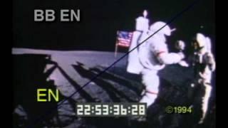 NASA Challenger Space Shuttle Explosion Moon Landing