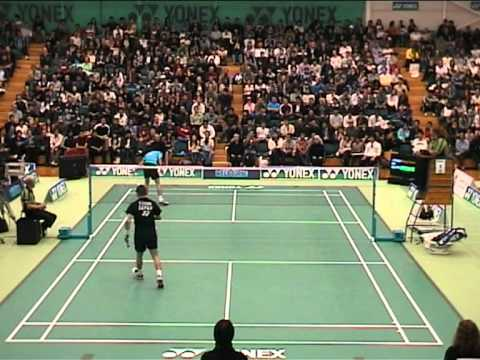 Badminton Australia Open MS Final 2011 Part 1.mpg