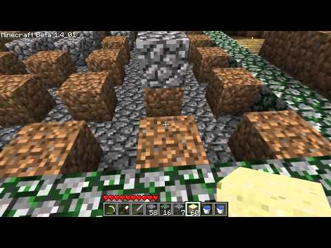 Minecraft - Tutorial: Automated Cactus Farm