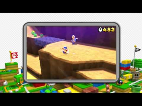[Trailer] Super Mario 3D Land - October 20 Reveal Trailer