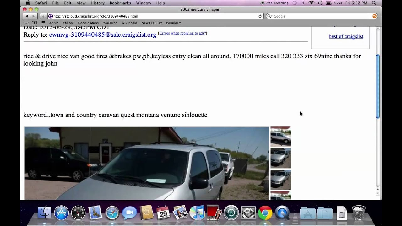 craigslist st cloud mn - used cars  trucks  vans and suvs for sale by owner