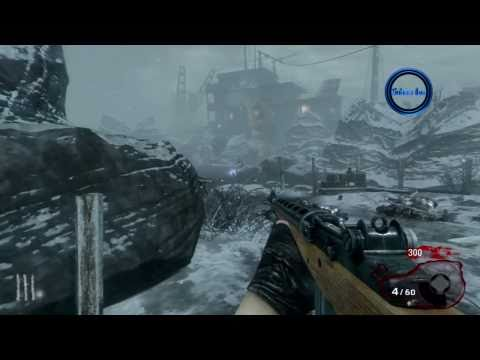 CALL OF THE DEAD Zombies Gameplay! Black Ops Escalation Map Pack - Part 2