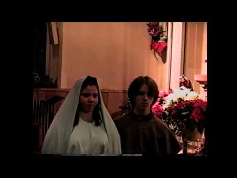St. Mary's 7:30 Christmas Eve Mass 12-24-97