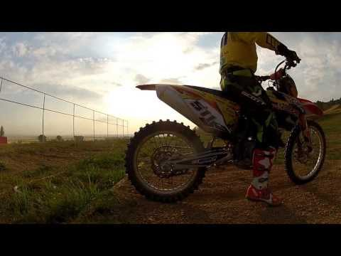 """""""Summer in dust"""" by Buksa/Ados KTM team riders"""