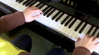 ABRSM Piano 2013-2014 Grade 2 A:1 A1 Purcell Hornpipe From