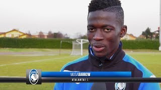 Primavera, Atalanta-Juventus 3-1: l'intervista a Musa Barrow