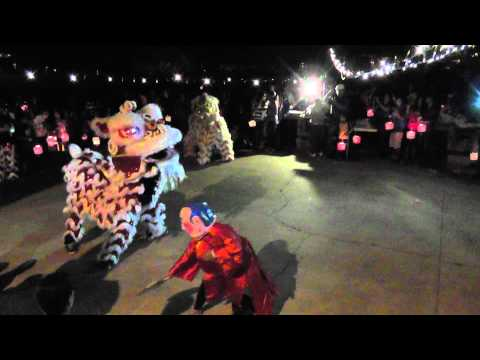 Múa Lân - Trung Thu 2012 - Cộng đồng Việt Utah