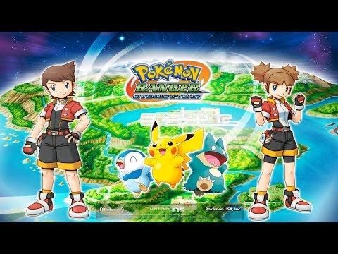 TAP (DS) Pokémon Ranger II - Shadows of Almia (1/9)