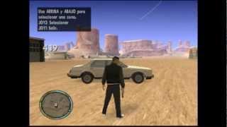 Mod De Selector De Autos Para Gta San Andreas