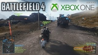 Battlefield 4 (BF4) China Rising Gameplay Xbox One/PS4