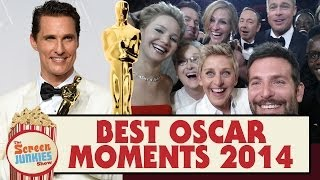 Best and Worst of The Oscars, 2014