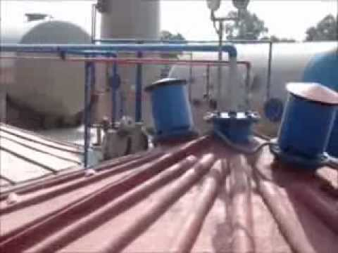 Biogas plant 250 Kw Power Generation; Munir Industries, Ring Road, Lahore