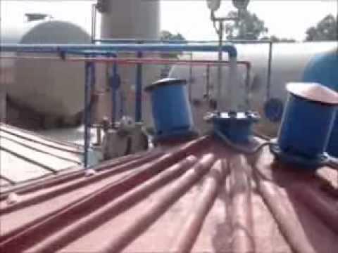 Biogas plant 250 Kw Power Generation; Munir Industries, Ring Road, Lahore