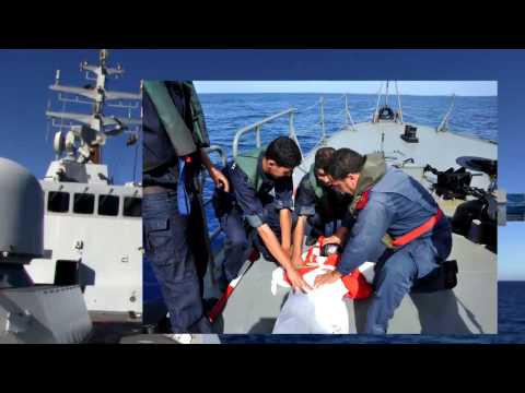 MEDEX 13: Maritime Security exercise conducted by Italy and Algeria