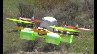 Quadrocopter yapımı