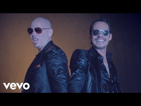 Pitbull & Marc Anthony – Rain Over Me