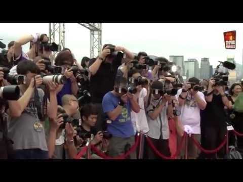 World Premiere Hong Kong (2014) Imagine Dragons