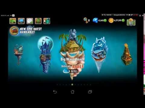 Cách Hack Plants Vs Zombie 2 trên android ( không root )