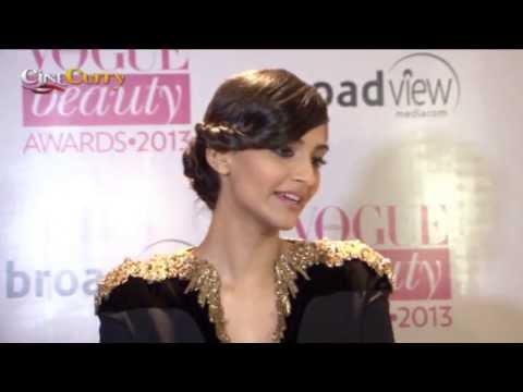 Vogue Beauty Awards 2013