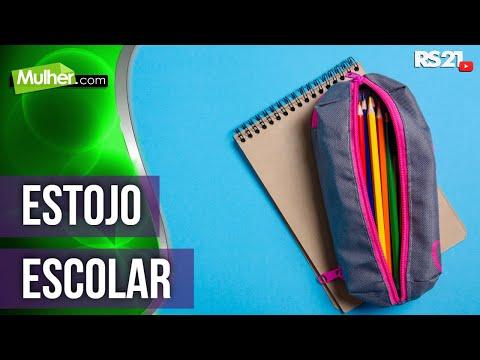 Mulher.com 28/01/2013 Estojo escolar pach  parte 1