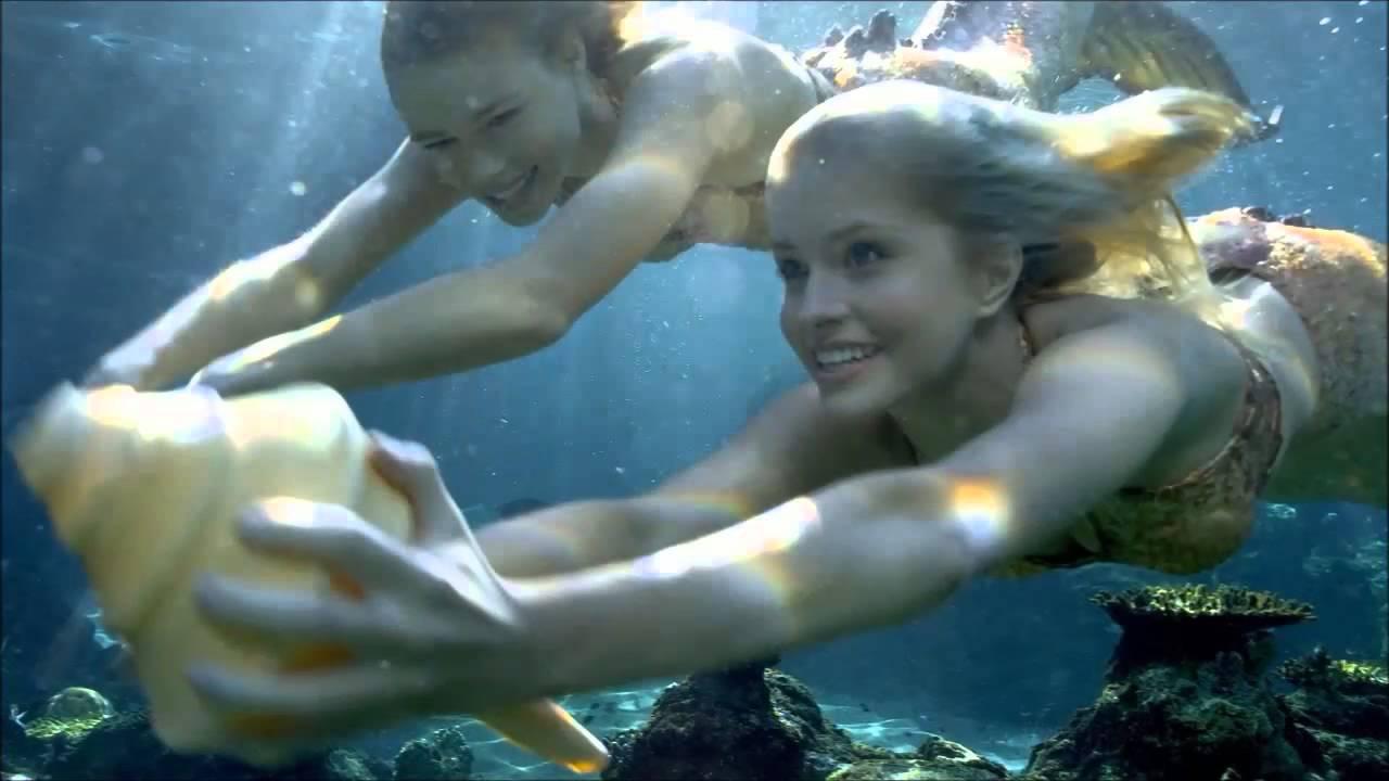 Mako mermaids tribute youtube for Mako mermaids dailymotion