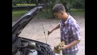 Как поменять масло в двигателе. Проще простого #1