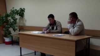 Paznicul lui Ivan Diacov nu mai zîmbește ca primăvara