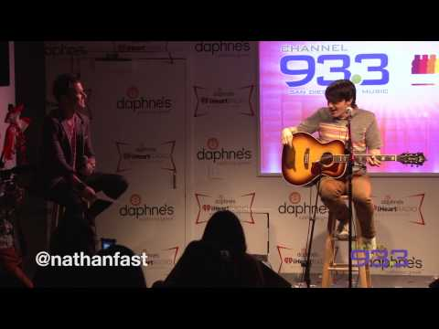 Drake Bell talks about Justin Bieber at Channel 933