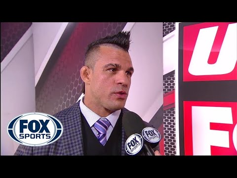 Belfort: Getting the belt is my mission