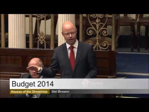 Full Budget 2014 Speech - YouTube