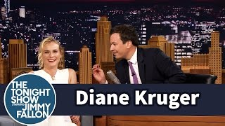 Diane Kruger Is Obsessed with Fran Drescher