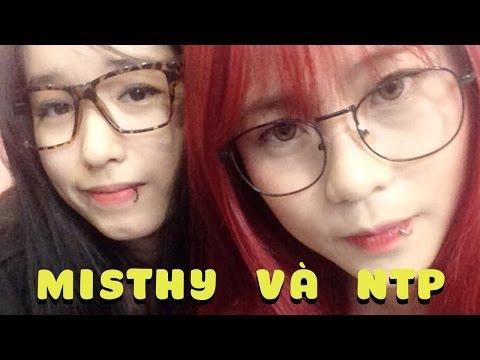 MisThy stream cùng em gái Sơn Tùng