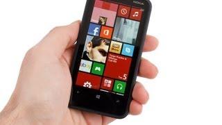 Nokia Lumia 620 İnceleme videosu