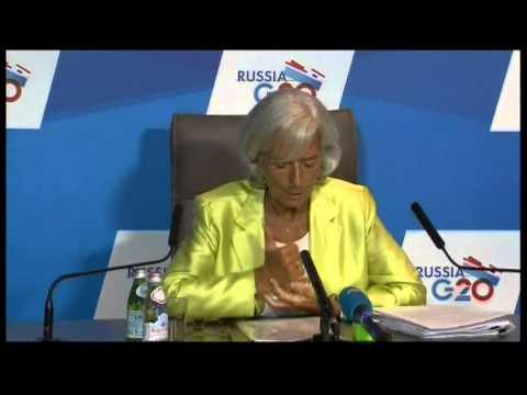 6060WD RUSSIA-G20 MEETING LAGARDE