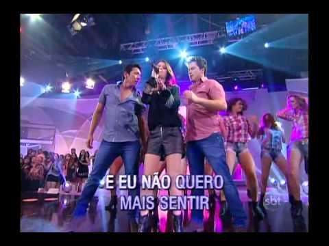 Festival Sertanejo SBT (24/08/13) - Luana Gabriella canta