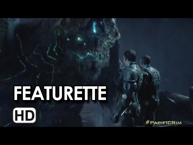 Pacific Rim Featurette - Kaiju (2013) - Guillermo del Toro Movie HD
