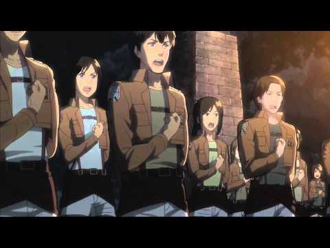Attack On Titan Episode 4 Promo.,